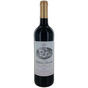 VIN ROUGE Château Lamothe 2014 Côtes de Bourg - Vin rouge de