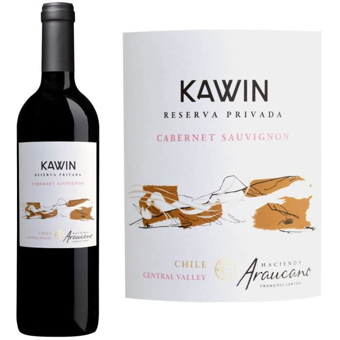 Kawin 2015 Central Valley Cabernet-Sauvignon - Vin rouge du Chili ... bcdf14622791