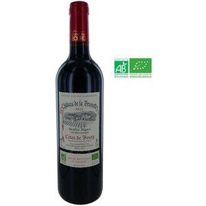 VIN ROUGE Château de la Brunette 2015 Côtes de Bourg - Vin r