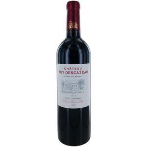 VIN ROUGE Château Puy Descazeau 2015 Côtes de Bourg - Vin ro