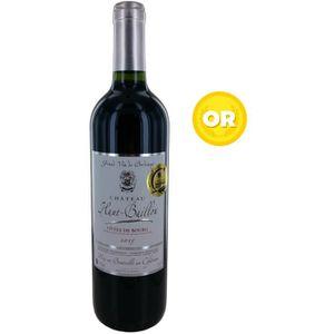 VIN ROUGE Château Haut-Baillou 2015 Côtes de Bourg - Vin rou