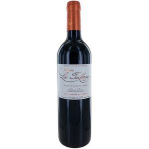 VIN ROUGE Château Les Tuileries 2015 Côtes de Bourg - Vin ro
