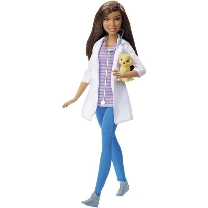 Barbie v t rinaire de mattel - Barbie veterinaire ...