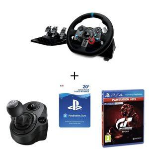 VOLANT PC LOGITECH Volant de Course G29 Driving Force - PS4