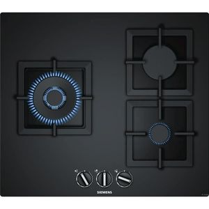 PLAQUE GAZ SIEMENS EP6A6CB20 Table de cuisson gaz - 3 foyers