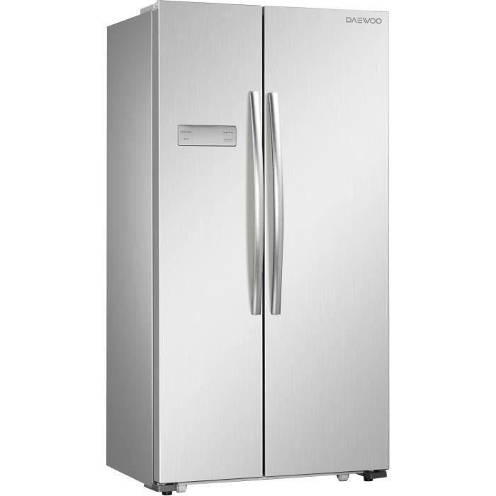 RÉFRIGÉRATEUR AMÉRICAIN DAEWOO FRN-H540B2X-Réfrigérateur américain-517L (4