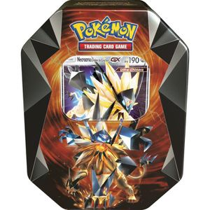 CARTE A COLLECTIONNER POKEMON - Pokébox - Coffret Necrozma - POB32 - Ver