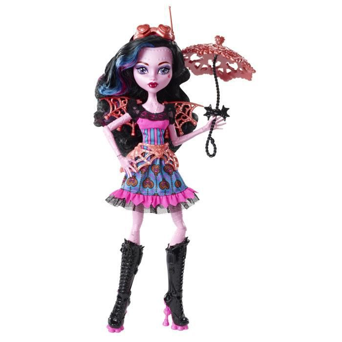 Monster high fusion draculaura robecca achat vente - Poupee monster high robecca ...