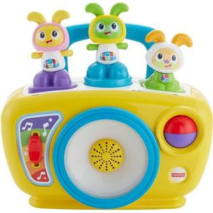RADIO CD ENFANT FISHER-PRICE - La Boombox de Bebo