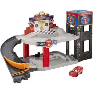 VOITURE - CAMION CARS - Garage Piston Cup
