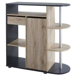 mange debout bar achat vente mange debout bar pas cher cdiscount. Black Bedroom Furniture Sets. Home Design Ideas