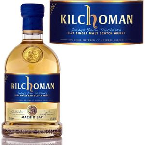 WHISKY BOURBON SCOTCH Kilchoman Machir Bay 70cl 46%