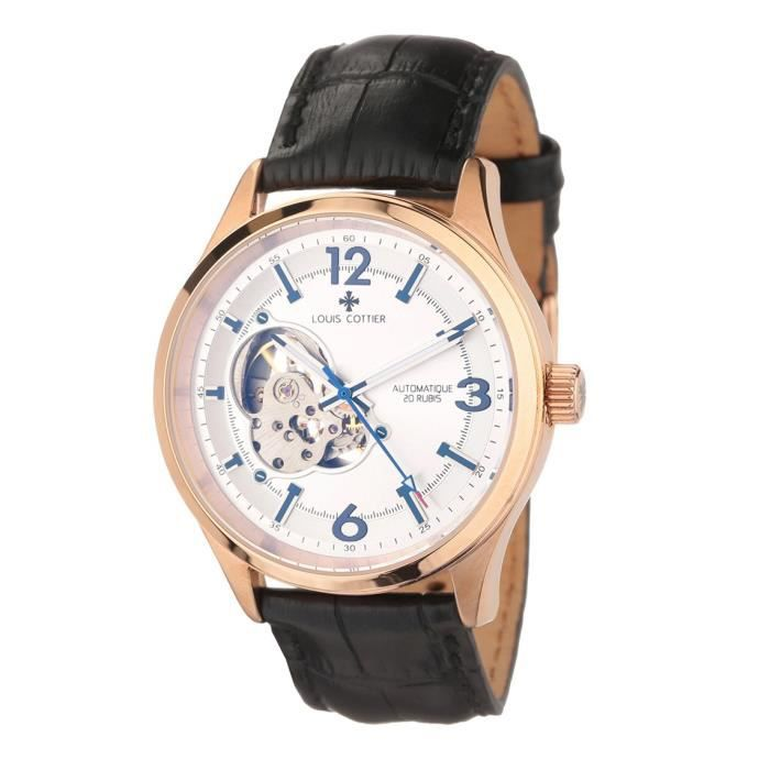 MONTRE LOUIS COTTIER Montre Automatique Prestige Homme