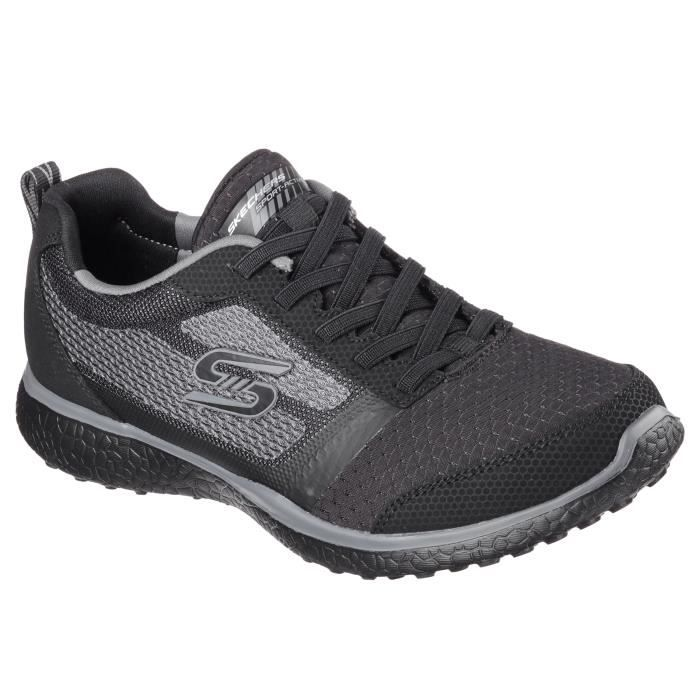 the latest 53ec5 590b9 SKECHERS Chaussures de Running Microburst Femme