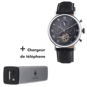 MONTRE LOUIS COTTIER Coffret Montre Automatique Tradition