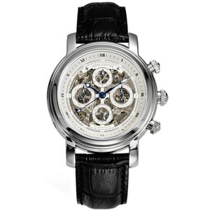 LOUIS COTTIER Montre Automatique Skeleton Homme
