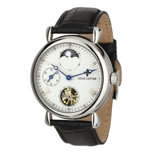 MONTRE LOUIS COTTIER Montre Automatique Travelling Bracel