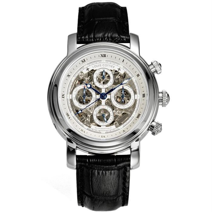 MONTRE LOUIS COTTIER Montre Automatique Skeleton Homme