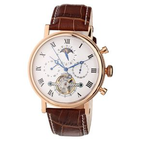 LOUIS COTTIER Montre Automatique Tradition Homme
