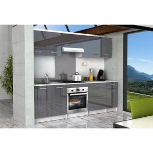 ELEMENTS BAS START Meuble bas de cuisine L 60 cm avec plan de t