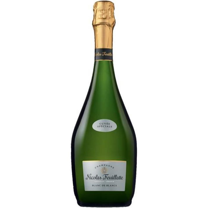 CHAMPAGNE Champagne Nicolas Feuillatte Cuvée Spéciale Blanc