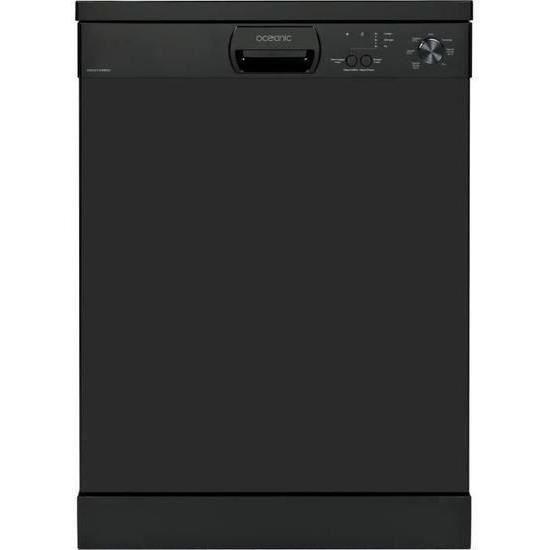 LAVE-VAISSELLE OCEANIC LV1249BDD - Lave vaisselle posable - 12 co