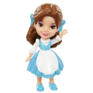 POUPÉE DISNEY PRINCESSES - Belle, Robe Bleue - Poupée 8 c