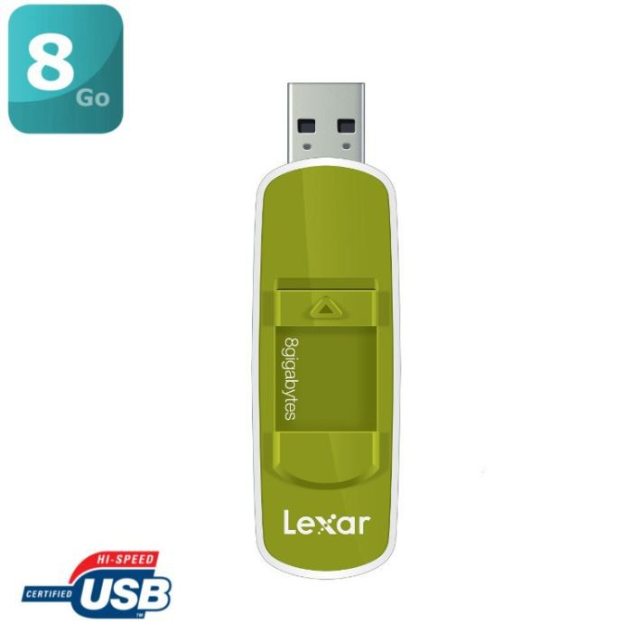 lexar cl usb jumpdrive s70 8go prix pas cher cdiscount. Black Bedroom Furniture Sets. Home Design Ideas