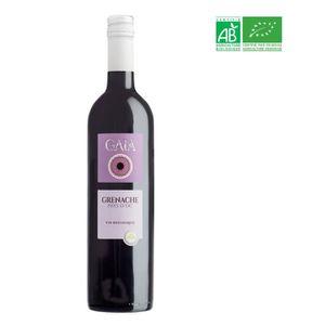 VIN ROUGE Gaïa Pays d'Oc - Vin rouge du Languedoc - Bio