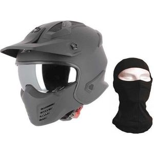 CASQUE MOTO SCOOTER Protections Casques Astone Elektron