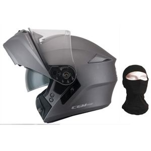 CASQUE MOTO SCOOTER CGM Casque modulable 508A Berlino + Cagoule - Homm