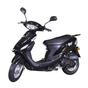 SCOOTER Scooter 50cc Beat Box Noir Brillant CY50T-6