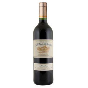 VIN ROUGE Château Merville 2013 Saint-Estèphe - Vin rouge de