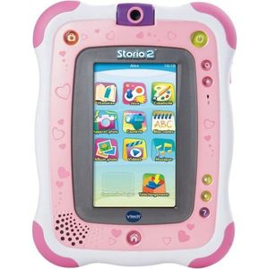 TABLETTE ENFANT Console Storio 2 Rose