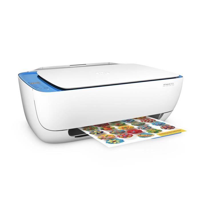 IMPRIMANTE HP Deskjet 3637 Imprimante Multifonction All-in-On