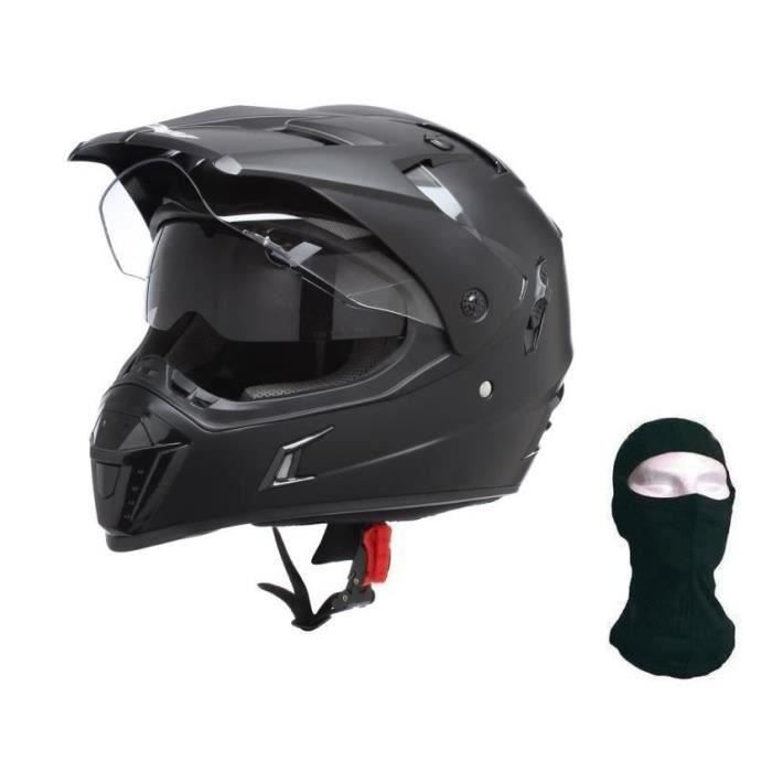 casque moto cross avec lunette pas cher. Black Bedroom Furniture Sets. Home Design Ideas