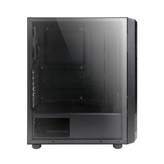 ZALMAN S4 Noir - Boîtier sans alimentation - Moyen tour - Format ATX