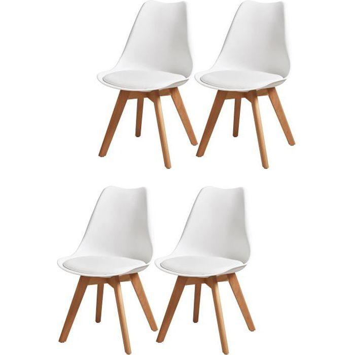 assise 50cm Chaise scandinave Chaise hauteur scandinave QCrdtshxBo