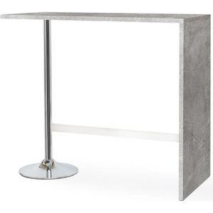 MANGE-DEBOUT PARTY Table bar de 4 à 6 personnes style contempor