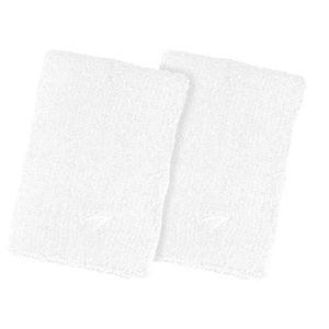 POIGNET ÉPONGE AVENTO Bracelets éponge coton x 2 - Blanc