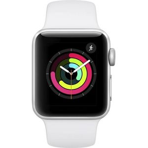 MONTRE CONNECTÉE Apple Watch Series 3 GPS, 38mm Boîtier en aluminiu