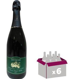 VIN BLANC Domaine Dutertre Crémant de Loire - Vin blanc péti