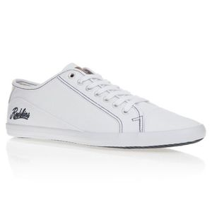 D.a.t.e. Petite Sneakers Homme Blanc, 44