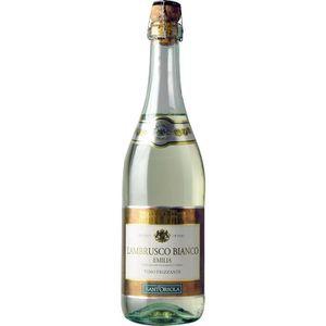 VIN BLANC SANT ORSOLA Lambrusco Vin d'Italie - Blanc - 75 cl