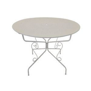 table de jardin avec parasol achat vente table de jardin avec parasol pas cher cdiscount. Black Bedroom Furniture Sets. Home Design Ideas