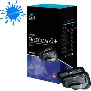 INTERCOM MOTO CARDO Intercom moto - Scala Rider - Freecom 4 + Du