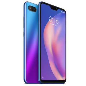 SMARTPHONE XIAOMI Mi 8 Lite Bleu 64 Go