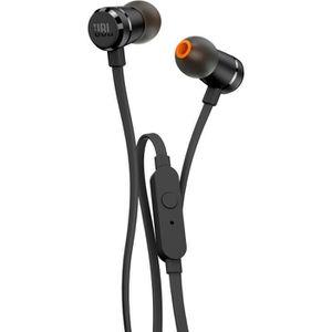 CASQUE - ÉCOUTEURS JBL T290BLK Ecouteurs Bluetooth intra-auriculaire