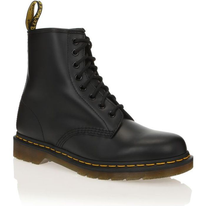 brand new b89f2 26527 BOTTE DR. MARTENS Bottines cuir Classic 1460 Mixte