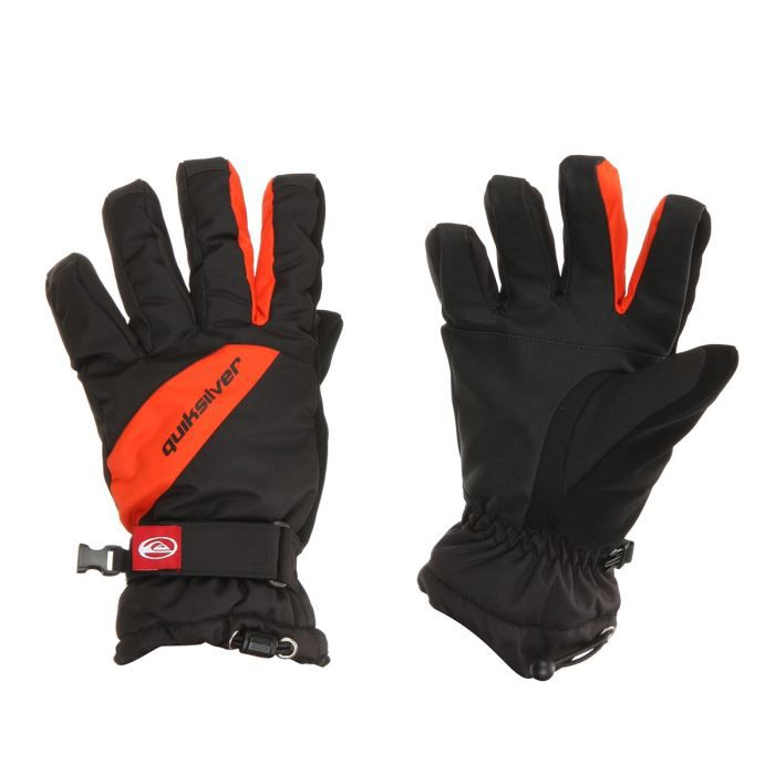 quiksilver gants de ski encelade homme achat vente. Black Bedroom Furniture Sets. Home Design Ideas
